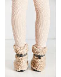 Woolrich - Natural Whitecap Bootie Slipper - Lyst