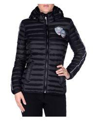 Napapijri | Black Short Jacket | Lyst