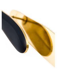 Isabel Marant - Metallic Layered Earrings - Lyst