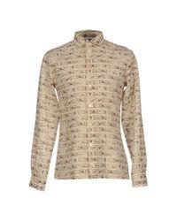 Dolce & Gabbana - Natural Shirt for Men - Lyst