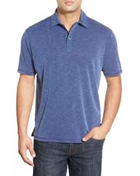 Tommy Bahama | Blue 'new Paradise Around Spectator' Polo for Men | Lyst