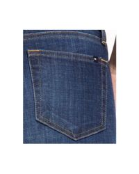 Tommy Hilfiger - Blue Cropped Jeans - Lyst