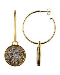 Dyrberg/Kern | Metallic Dyrberg/kern Janessa Drop Earrings | Lyst