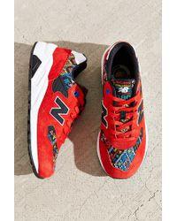 New Balance - Black 580 Considered Chaos Running Sneaker - Lyst