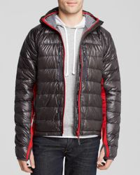 Canada Goose | Gray Hybridge Lite Down Jacket for Men | Lyst