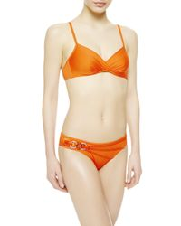 La Perla | Orange Underwired Bikini | Lyst