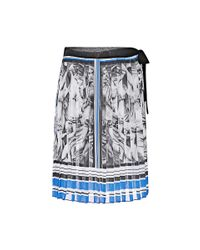 Clover Canyon - Multicolor Marble Party Cover Up Skirt - Lyst
