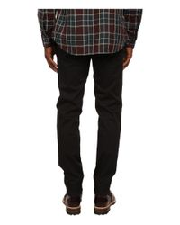 DSquared² | Black Tokyo Stretch Cotton Twill Pants for Men | Lyst