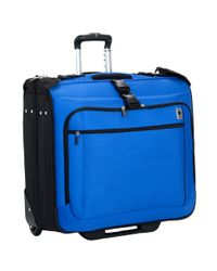Delsey | Blue Helium Sky Trolley Garment Bag for Men | Lyst