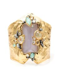 Alexis Bittar - Metallic Moonlight Rocky Cluster Cuff You Might Also Like - Lyst