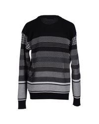Diesel Black Gold | Black Kermann Cardigan for Men | Lyst