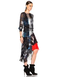 Preen By Thornton Bregazzi | Black Agata Dress | Lyst