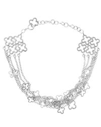 Dinny Hall | Metallic Silver Talitha Bracelet | Lyst