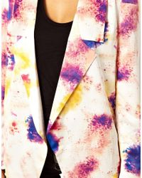 Finders Keepers - Multicolor Living Daylights Jacket - Lyst