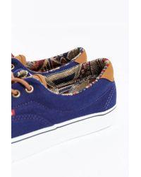 Vans - Blue C&l Era 59 Sneaker - Lyst