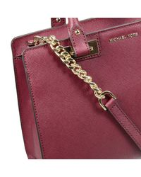 MICHAEL Michael Kors - Red Handbag - Lyst