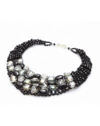 Nakamol - Multicolor Ramona Necklace-black - Lyst