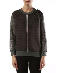 Betina | Green Glasgow Sweatshirt | Lyst
