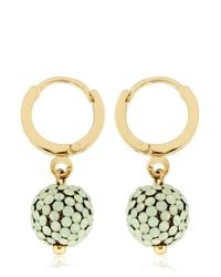 Isabel Marant | Green The Party Earrings | Lyst