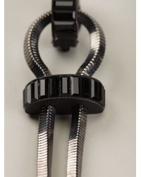 Lanvin   Metallic Maripol Single-drop Pearl-effect Earrings   Lyst