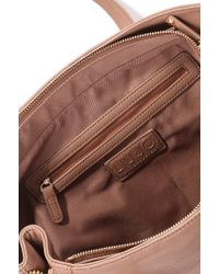 Liu Jo | Brown 'orione' Vertical Tote Bag | Lyst