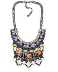 Nocturne | Multicolor Fran Necklace | Lyst