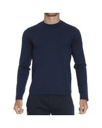 Cruciani - Blue Sweater Man for Men - Lyst