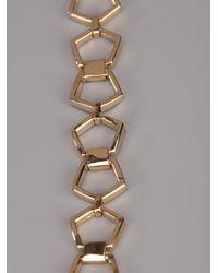 Eddie Borgo - Metallic Paradox Necklace - Lyst