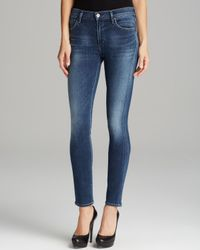 Citizens of Humanity | Blue Jeans - Rocket High Rise Skinny In Byron Bay | Lyst