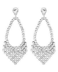 Swarovski | Metallic Best Pierced Earrings | Lyst