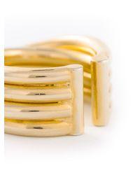 Philippe Audibert | Metallic 'new Africa 4' Ring | Lyst