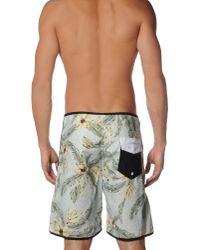 Billabong - Green Beach Trousers for Men - Lyst