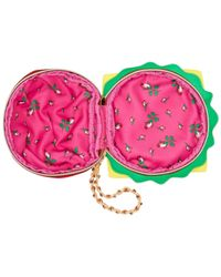 Betsey Johnson | Multicolor Nice Buns Wristlet | Lyst