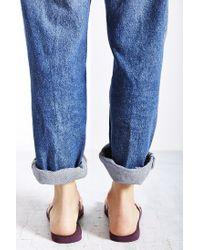 Havaianas - Purple Slim Thong Sandal - Lyst