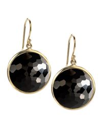 Ippolita | Black Lollipop Earrings | Lyst