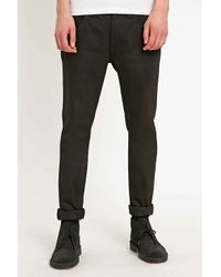 Nudie Jeans | Tape Ted Jeans In Black Ring for Men | Lyst