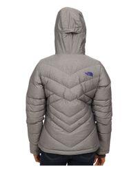 The North Face Gray Destiny Down Jacket