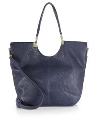 Elizabeth and James - Blue Cynnie Convertible Tote - Lyst