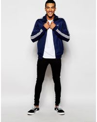 Adidas Originals - Blue Beckenbauer Track Jacket Ab7766 for Men - Lyst