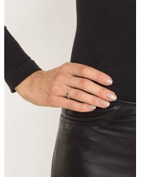 Henson | Metallic Mixed Pearl Ring | Lyst