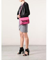Proenza Schouler - Pink Ps11 Satchel Bag - Lyst