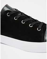 Creative Recreation - Black Forlano Suede Sneakers for Men - Lyst