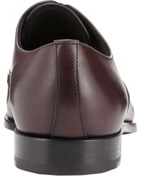 Prada | Purple Plain-Toe Bluchers for Men | Lyst