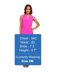 Amanda Uprichard - Pink Maddy Dress - Lyst