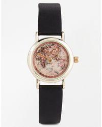 ASOS - Metallic Watch And Bracelet Pack - Lyst