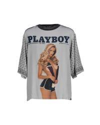 Dolce & Gabbana | Gray T-shirt for Men | Lyst