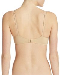 Calvin Klein | Natural Perfectly Fit Padded T Shirt Bra | Lyst