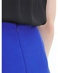 Banana Republic | Blue Winged Mini | Lyst