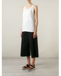 Marni - White Sleeveless Top - Lyst