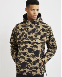 Carhartt WIP - Multicolor Nimbuss Hooded Pullover Multi for Men - Lyst